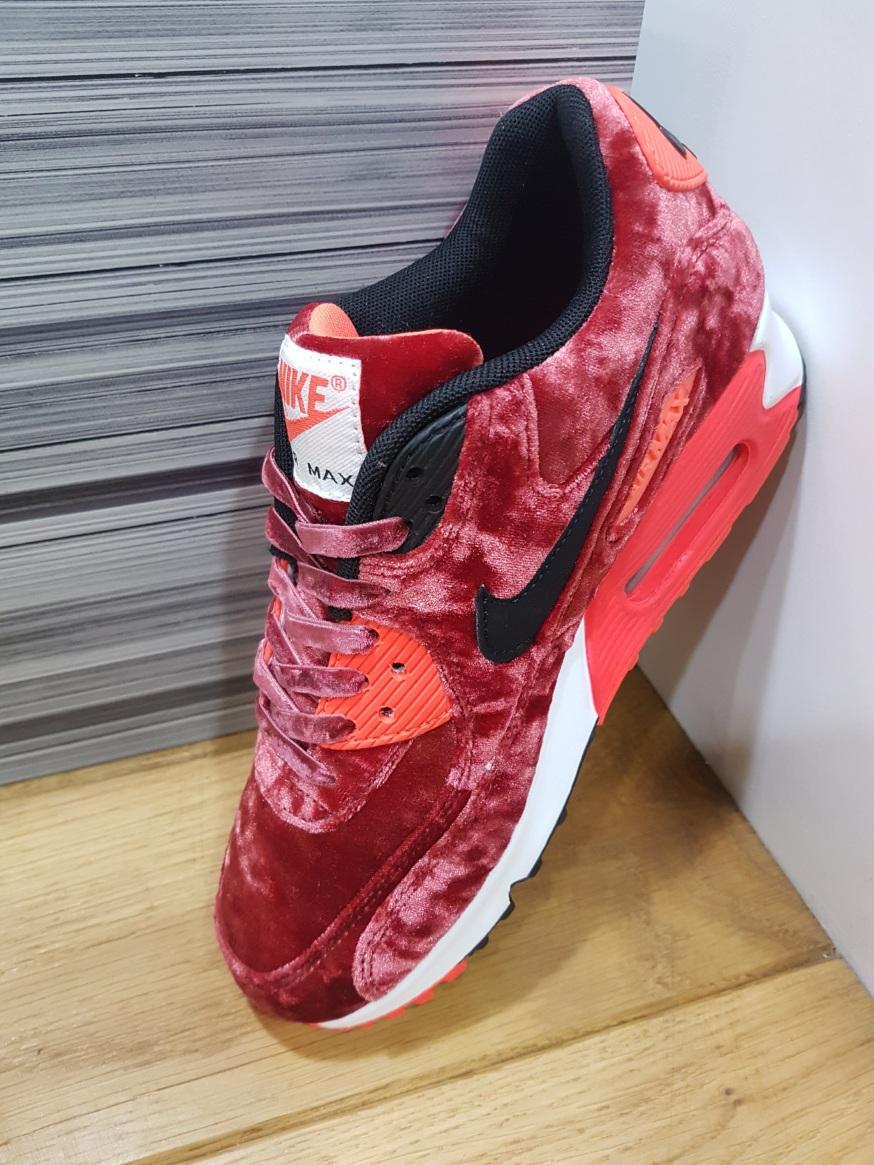 Nike Air Max Red Velvet