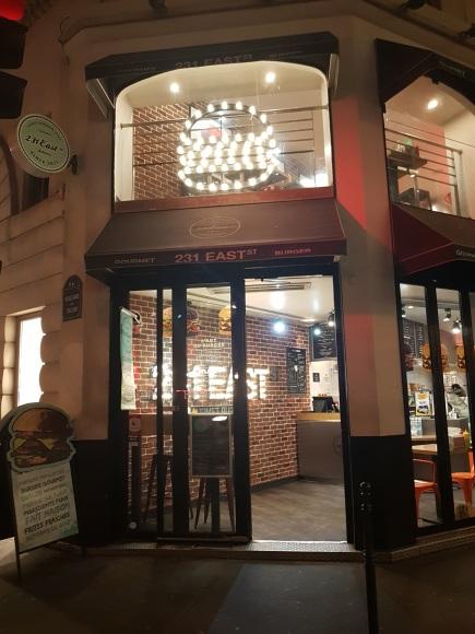 Restaurant 231 East St - Opéra. ©biboucheetbibouchon