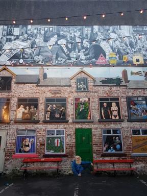 Belfast - Mur de vie - ©biboucheetbibouchon