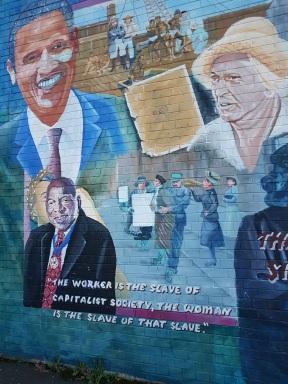 Belfast - Mur international - ©biboucheetbibouchon
