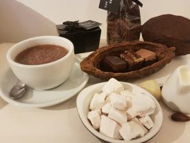 Pause chocolat chez Co-Couture - ©biboucheetbibouchon