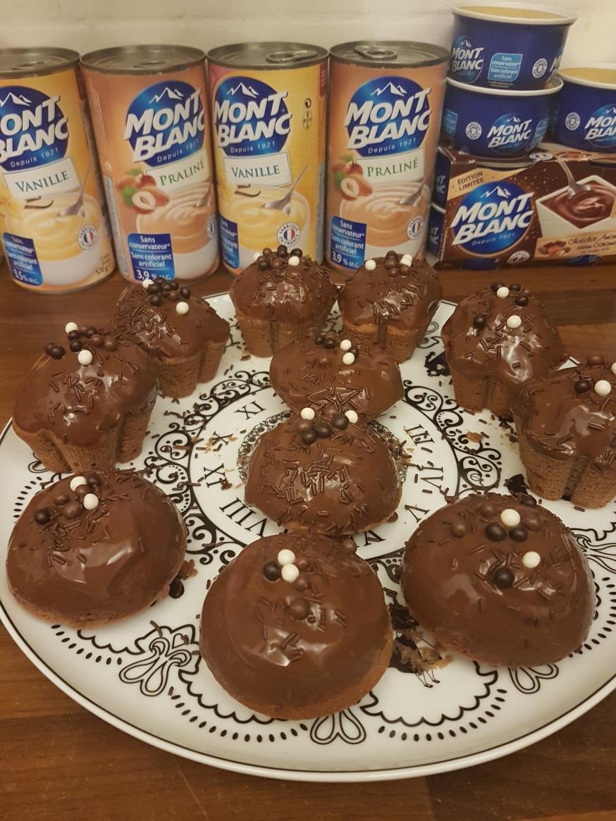 Muffins coco Mont Blanc ©biboucheetbibouhcon