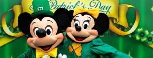 Disneyland Paris - Saint-Patrick's day
