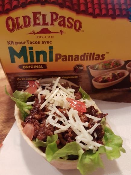 Mini Panadillas poulet Old El Paso ©biboucheetbibouchon