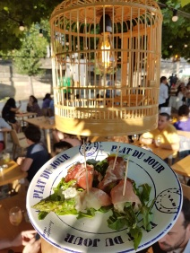 Restaurant la Démesure sur Seine 6 - ©biboucheetbibouchon