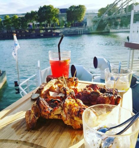 Restaurant la Démesure sur Seine 8 - ©biboucheetbibouchon