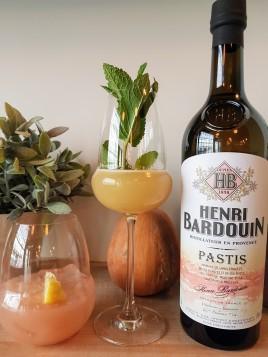 Cocktail Henri Bardouin ©biboucheetbibouchon