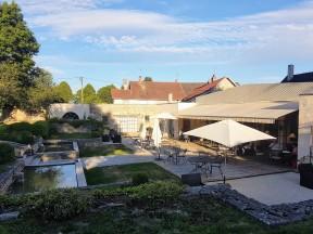 Jardin Château de Courban ©biboucheetbibouchon