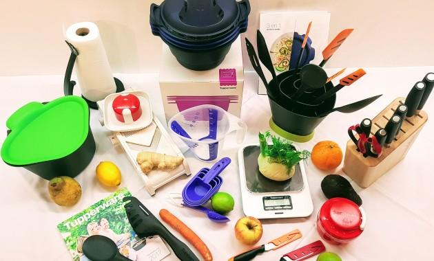 en cuisine les ustensiles utiles de tupperware - Ustensile Utile