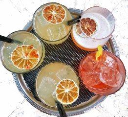 Cocktails du Maria Loca, les Arrangés Chatel ©biboucheetbibouchon