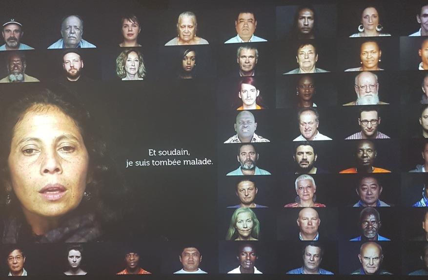 Human, Mosaïque de personnes ©biboucheetbibouchon