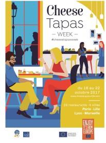 Affiche_Cheese Tapas_Week_2017_def