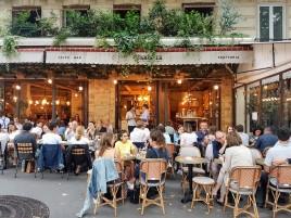 Terrasse du restaurant Marcella ©biboucheetbibouchon