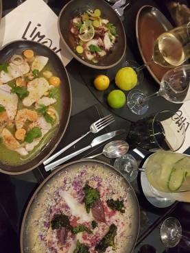 Exemples de plats servis au Limon ©biboucheetbibouchon
