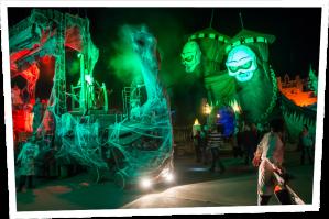 drakkar1 Parc Astérix Halloween
