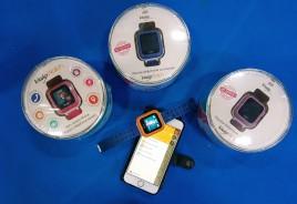 Montre téléphone connectée KiwipWatch ©biboucheetbibouchon