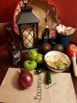 Salsa Verde Bocamexa restaurant ©biboucheetbibouchon