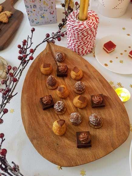 Mix de Bouchées apéritives Picard (vendus séparément), dont 8 pommes de Pins - 6,95 € ©biboucheetbibouchon