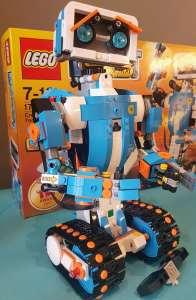 Boost de Lego ©biboucheetbibouchon