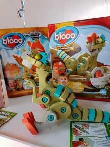Bloco Dinosaurus ©biboucheetbibouchon