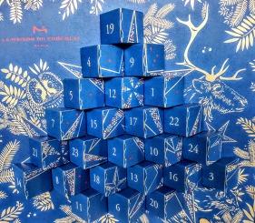 Calendrier de l'Avent La Maison du Chocolat ©biboucheetbibouchon