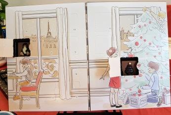 Calendrier de l'Avent Paul ©biboucheetbibouchon