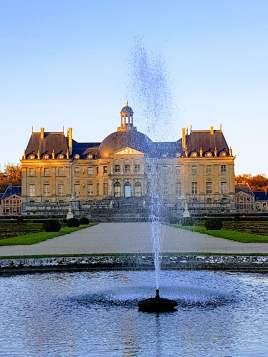 Château de Vaux-le-Vicomte, les jardins ©biboucheetbibouchon