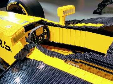 Focus Renault RS17 x Lego ©biboucheetbibouchon