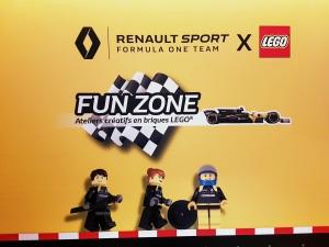 Fun Zone Renault RS17 x Lego ©biboucheetbibouchon