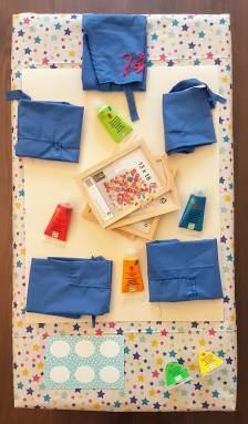 Activité d'anniversaire pour enfant de 3 ans ©biboucheetbibouchon