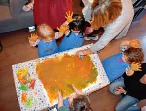 Animation d'anniversaire pour enfant de 3 ans ©biboucheetbibouchon